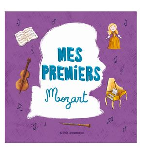 CD Mes premiers Mozart