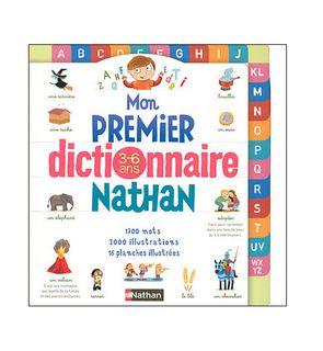 Mon premier dictionnaire Nathan 3/6 ans