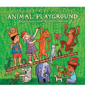 CD Animal playground