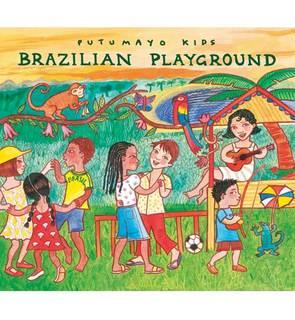 CD Brazilian playground