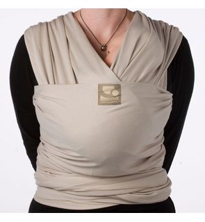 Porte-bébé écharpe bio Tricot-Slen