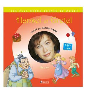 Livre-CD Contes du monde Hansel et Gretel