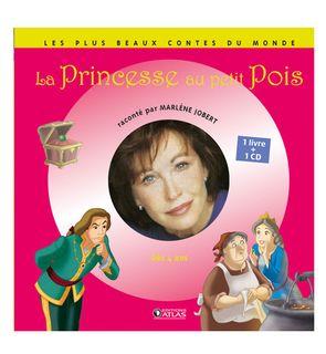 Livre-CD Contes du monde Princesse au petit pois