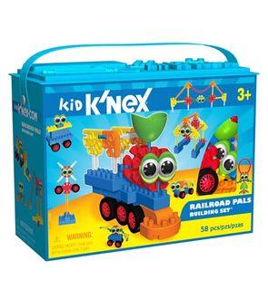 Kid K'nex rail road