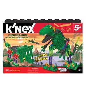 K'Nex Dinosaures 20 + model building set