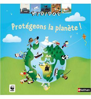 Protégeons la planète, collection Kididoc