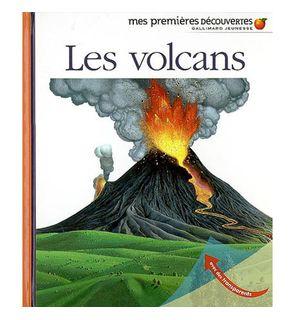 Les volcans, Gallimard Découvertes