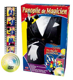 Panoplie du magicien Magic School