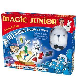 Mallette de magie junior