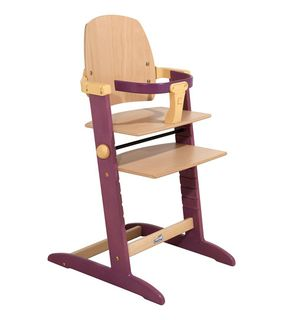 Chaise haute Nini