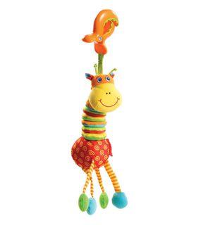 Hochet vibrant girafe Tinylove