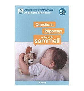 Livre « questions/réponses autour du sommeil »