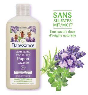Shampoing Protecteur Papoo Lavande