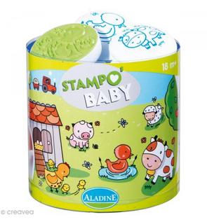 Tampon Stampo'baby Ferme