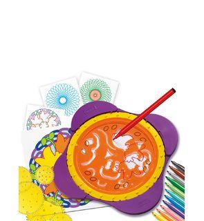 Mandala Spirogiro Mandala