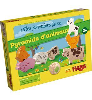 Mes premiers jeux, Pyramide d'animaux