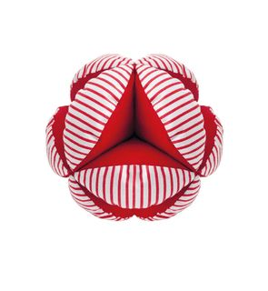 Balle tissu Takane Ateliers Montessori Oxybul