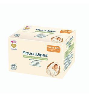 Aqua Wipes Lingettes pour bébés
