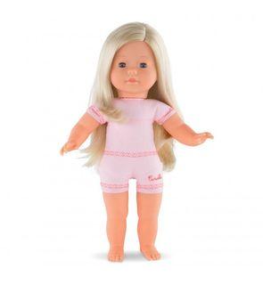 poupée vanille blonde aux yeux bleus