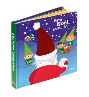 Livre Père Noël es-tu là ?
