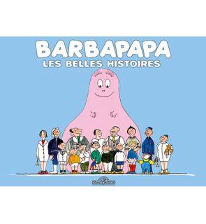 Livre Barbapapa, les belles histoires
