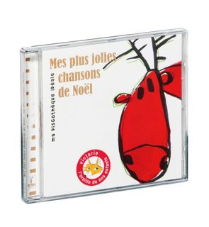 CD Mes plus jolies chansons de Noël