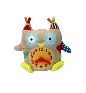 Horloge chouette