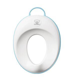 BABYBJ/ÖRN R/éducteur de Toilette Blanc//Turquoise