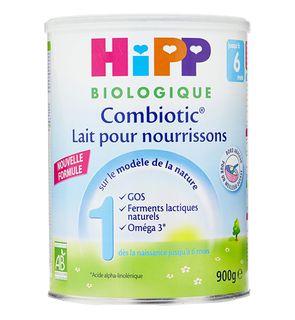 lait 1 biologique Combiotic