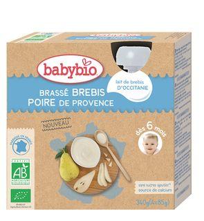 Brassé brebis poire de Provence