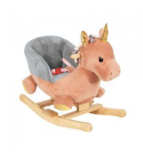 Peluche à bascule « Ophélia la licorne »