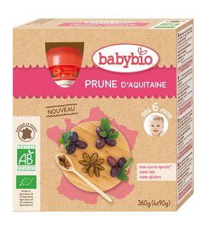 Gourde Prune d'Aquitaine