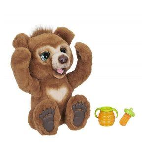 Cubby, l'ours curieux