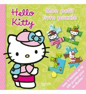 Mon petit livre puzzle Hello Kitty