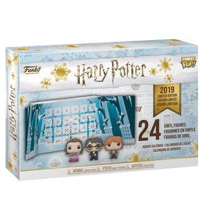 Calendrier de l'avent Figurines Funko Pop Harry Potter