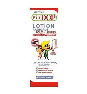 P'tit DOP Lotion Anti Poux x 100 ml