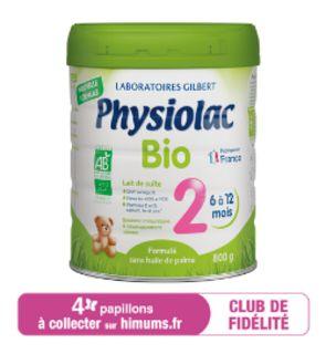 Physiolac Bio 2
