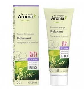 Baume de Massage Bio Relaxant