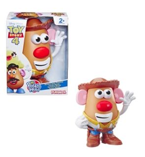 Mr Patate Woody