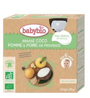 Gourdes Brassés Coco, Pomme d'Aquitaine, Poire de Provence