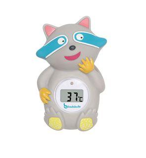 Thermomètre de bain digital raton
