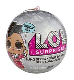 L.O.L Surprise Poupées Bling Série 3