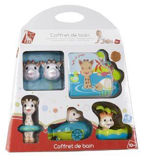 Coffret de bain Sophie La Girafe