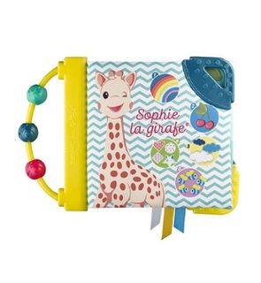 """Livre d'éveil Sophie la girafe de la collection """"Fresh Touch"""""""