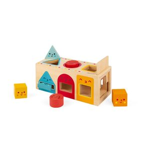 Boîte à formes géométriques