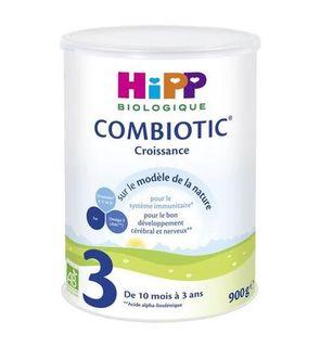 Lait biologique 3ème âge Combiotic