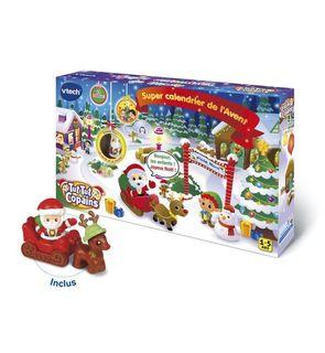 Tut Tut copains, super calendrier de Noël