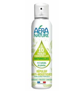 Répulsif naturel anti-moustiques air et textile