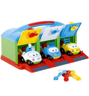Beep beep garage 3 buggys