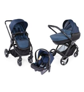Poussette Trio Best Friend Comfort de Chicco